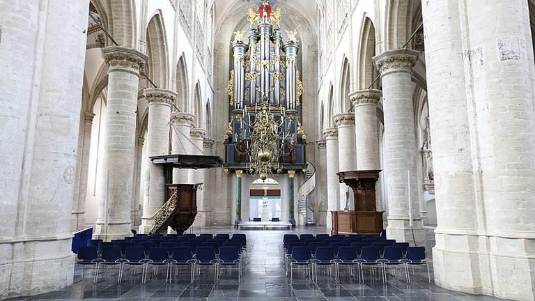 De Grote Kerk in Breda (Foto: Wikimedia).