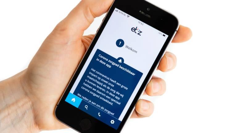 ETZ komt met corona-app