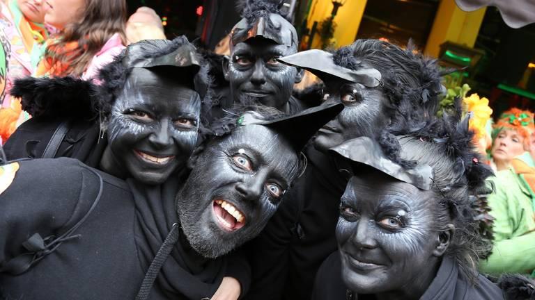 Carnavalsfeest in Tilburg (Archieffoto: Karin Kamp)