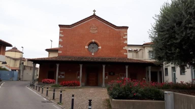 Chiesa del Fratello Ricardo nel centro di Bergamo (Foto: Susan Clijsen)