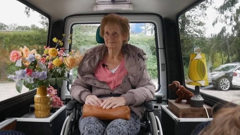 Susan (76) had de dag van haar leven.