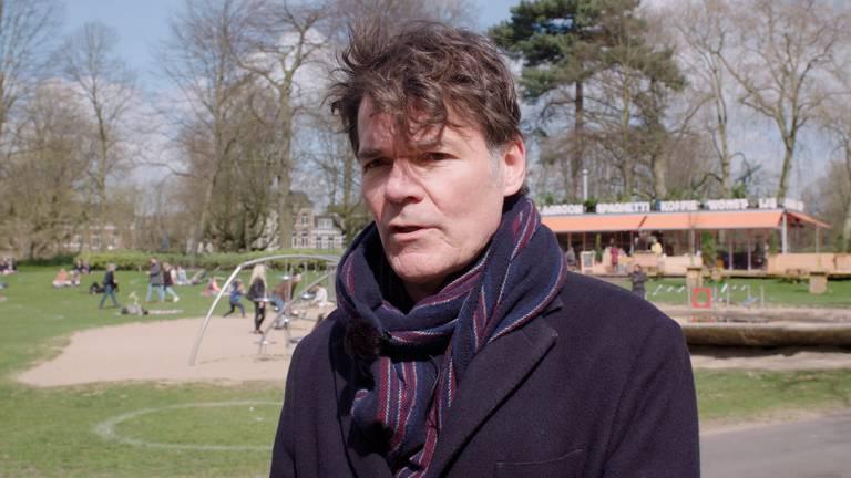 Burgemeester Paul Depla van Breda.
