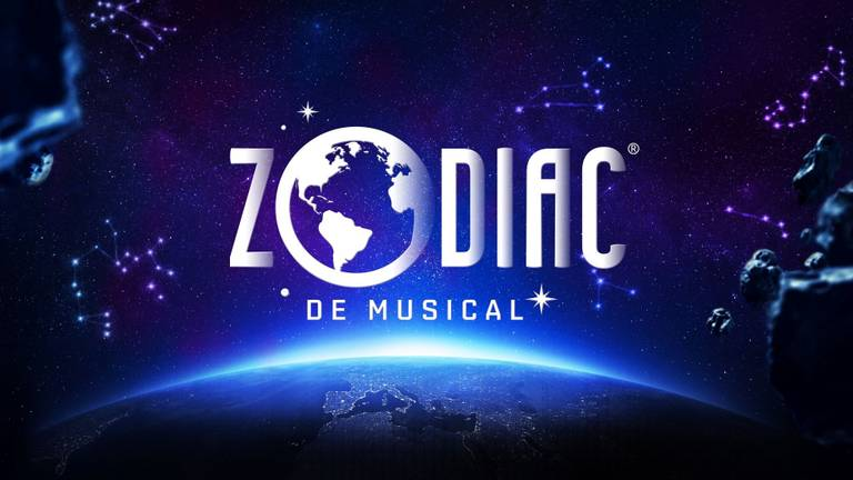 De musical gaat over de toekomst van de aarde (beeld: Zodiac de Musical).