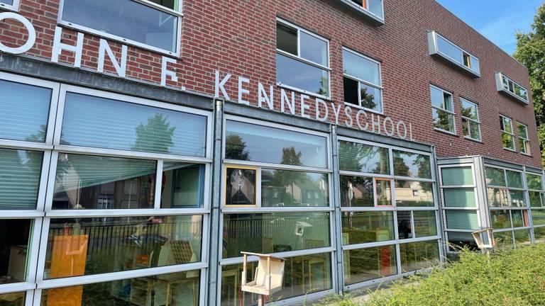 De John F. Kennedybasisschool in Oss (foto: Tonnie Vossen).
