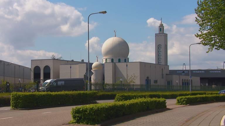De Arrahma-moskee aan de Vogelstraat in Den Bosch.