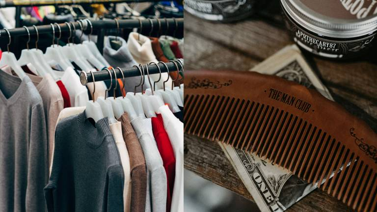 Winkelen op afspraak mag en de kappers gaan open (foto: Pixlr Stock).