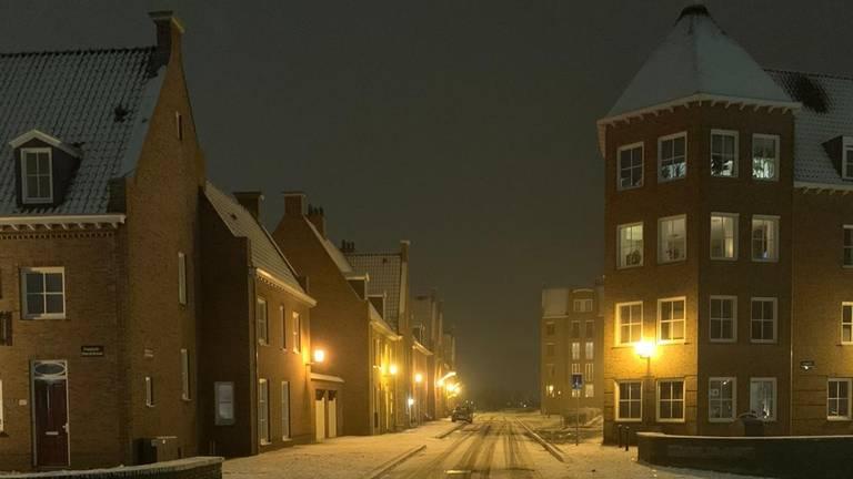De Willem van Oranjestraat in Geertruidenberg (foto: Ilona Broeders).