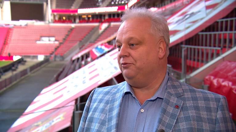 Horecavoorman Ruud Bakker.