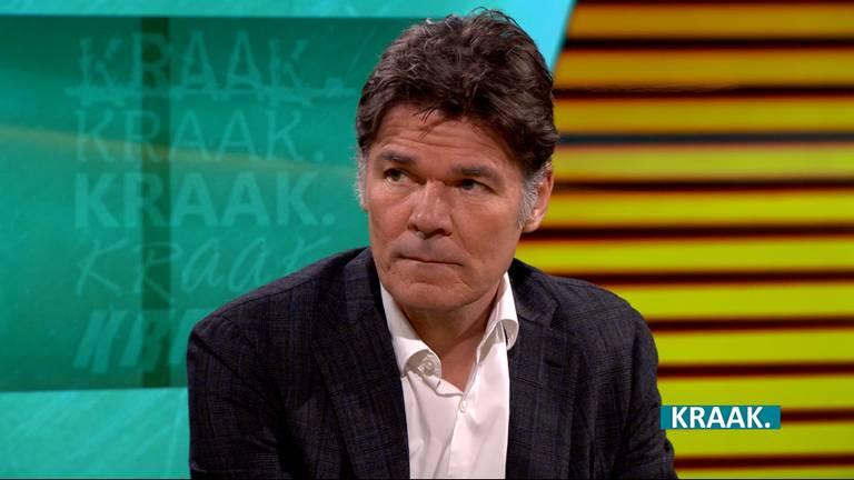 Burgemeester Paul Depla van Breda (foto: Omroep Brabant).