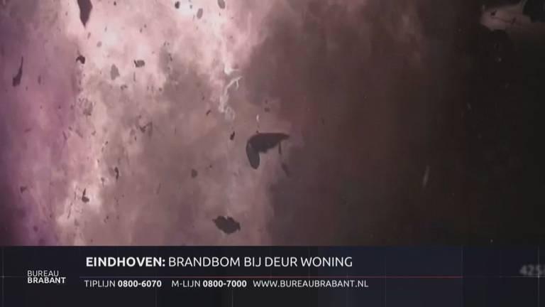 Enorme explosies in een woonwijk in Eindhoven
