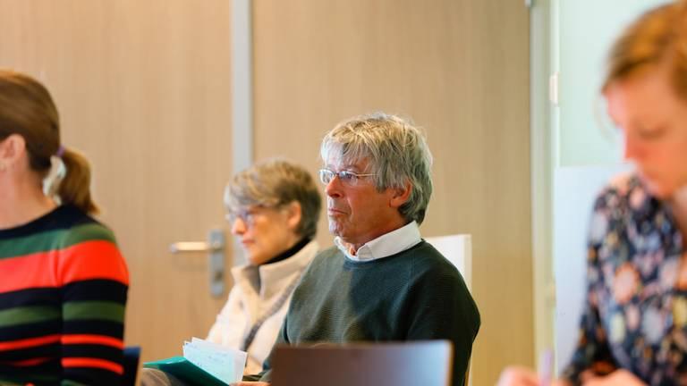 Arts-microbioloog Peter Schneeberger van het ziekenhuis Bernhoven.