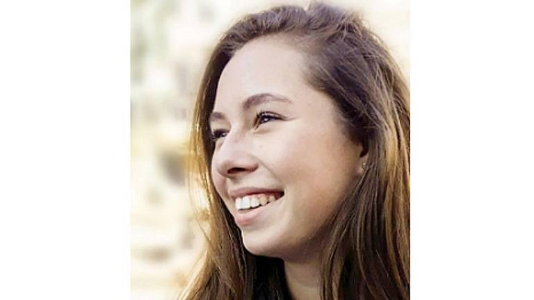 De 15-jarige Megan uit Breda (foto: familie)