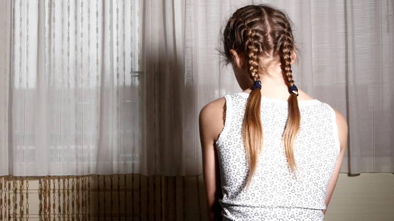 Foto ter illustratie, niet het meisje uit het verhaal. (foto: archief)