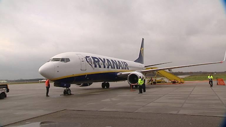 Ryanair heeft collectief ontslag aangevraagd