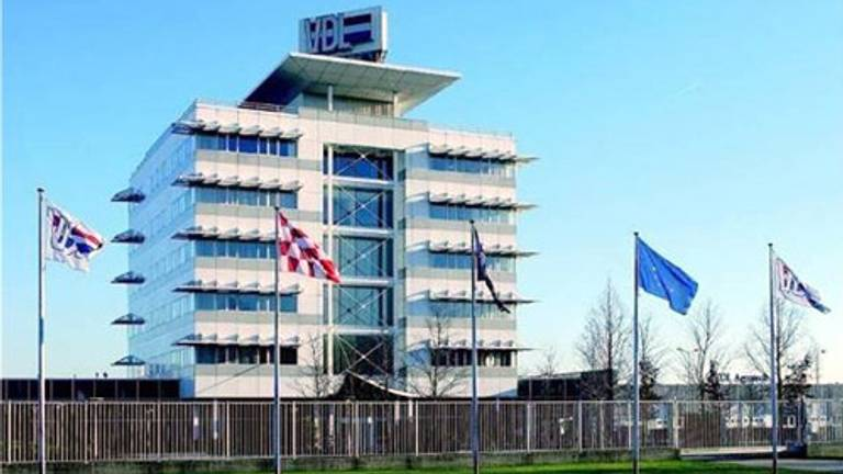 Het VDL-hoofdkantoor in Eindhoven