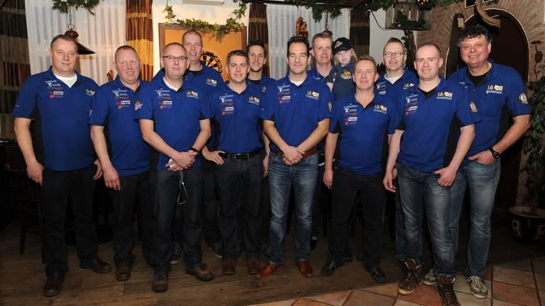 Team Schoonesdakar (foto: Henk van Esch)