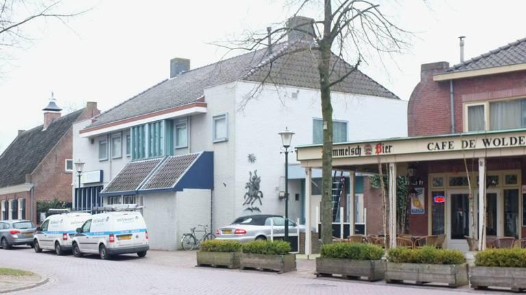 Advocatenbureau in Waalre (foto: Jan de Vries)