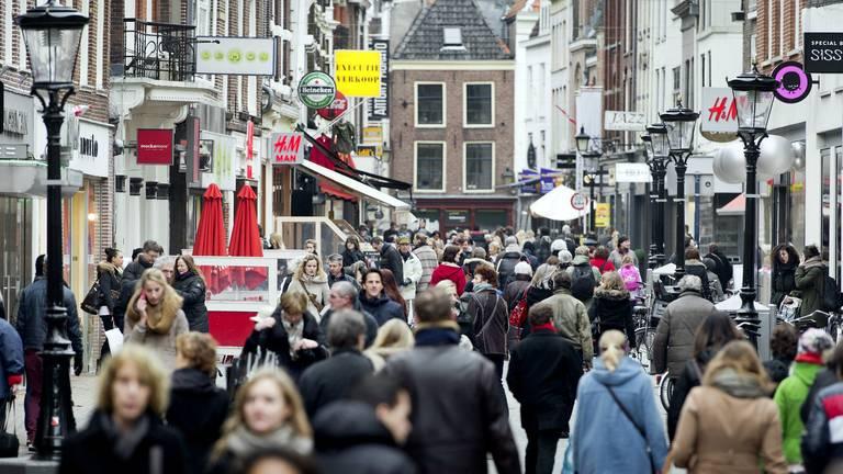 De bevolkingsgroei in Brabant is erg hoog. Vooral in de gemeente Steenbergen komen veel mensen bij.