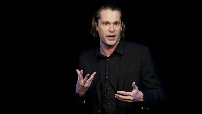 Hans Teeuwen (foto: ANP)
