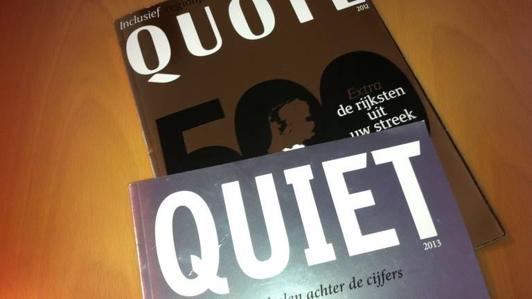 Quiet 500 vs Quote 500