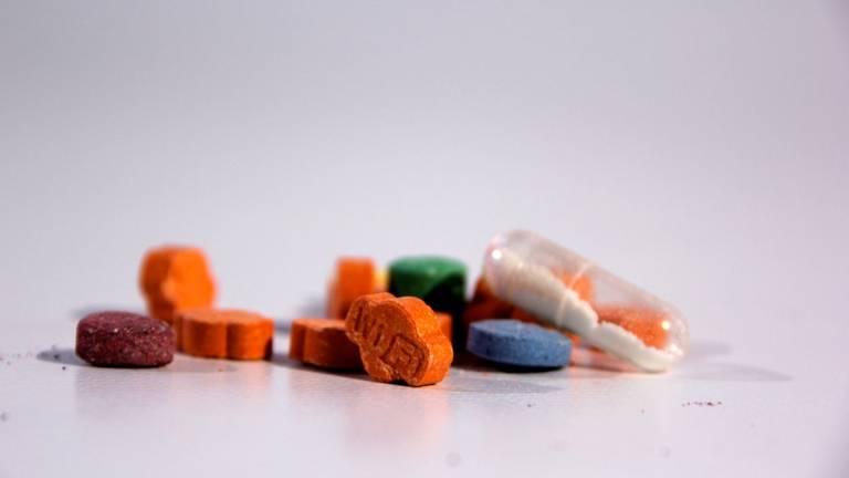 GroenLinks wil Xtc-pillen legaliseren (Fotoarchief).