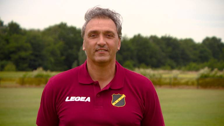 Robert Maaskant, ex-trainer NAC Breda.