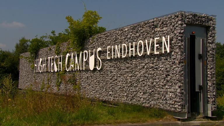 De High Tech Campus in Eindhoven groeit enorm hard