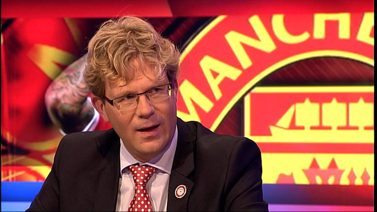 Harrie Timmermans van supportersvereniging PSV.