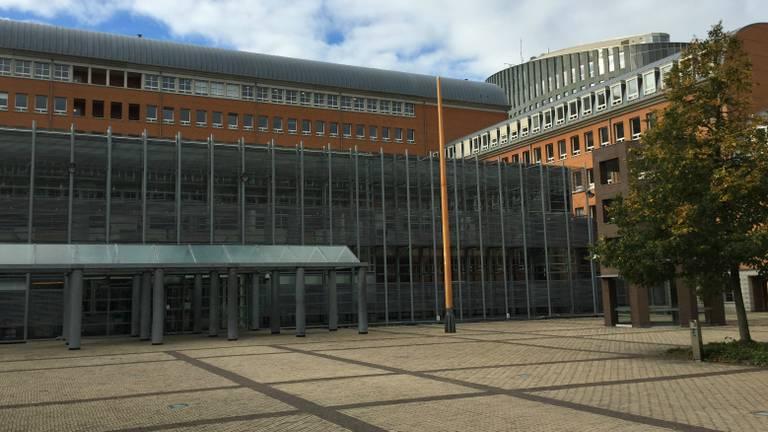 Het Paleis van Justitie in Den Bosch (foto: archief).