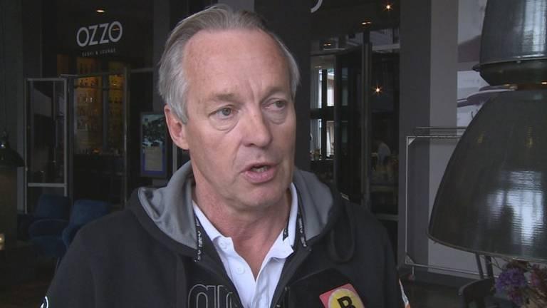 Joop Alberda vertrekt na de olympische spelen bij de zwembond