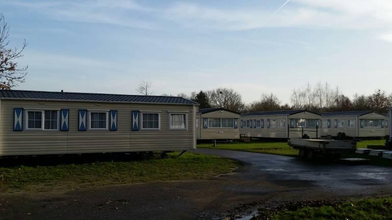 Vakantiepark Droomgaard in Kaatsheuvel gaat 1200 vluchtelingen opvangen. (Foto: Martijn van Bijnen/FPMB)