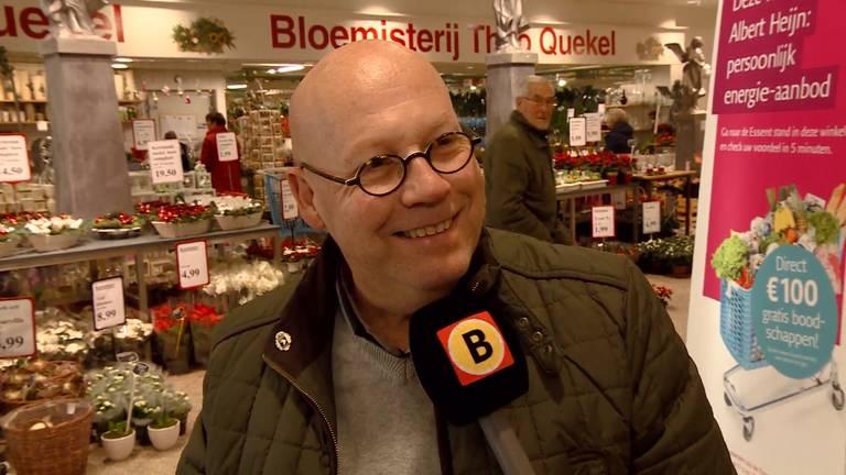 Theo Quekel uit Helmond is de held van de dag