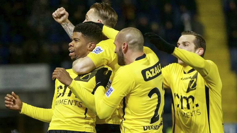 Luis Pedro scoorde tweemaal. (Foto: VI Images).
