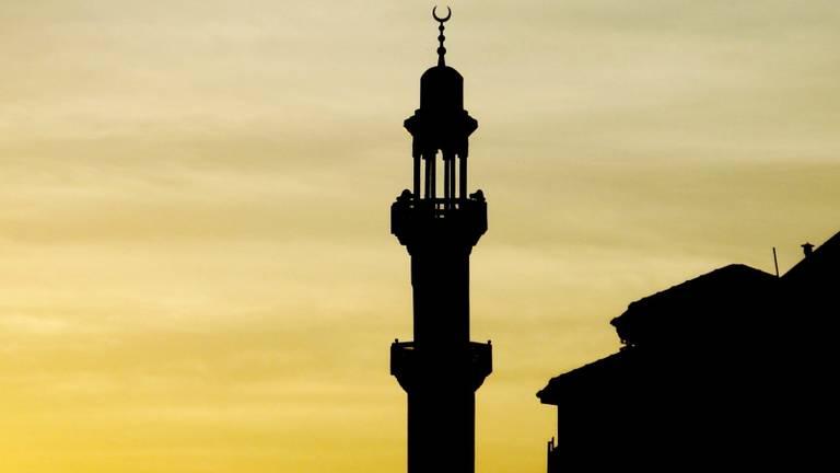 Archieffoto van een willekeurige moskee.