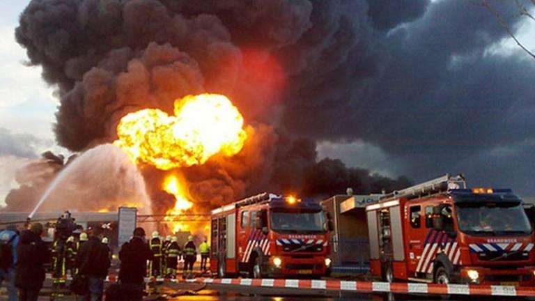 Chemie-Pack brandde in 2011 af