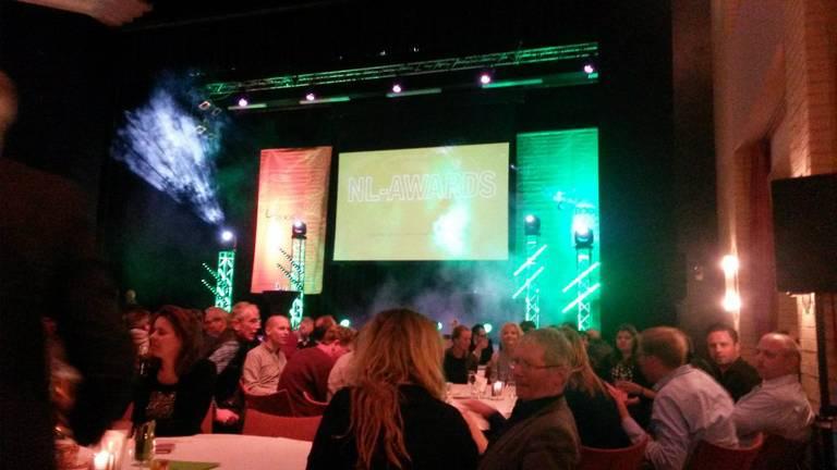 Uitreiking van de NL Awards (archieffoto)