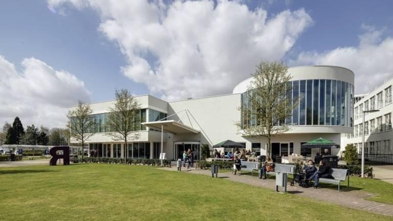 Fontys op Stappegoor in Tilburg. (archieffoto: Fontys)