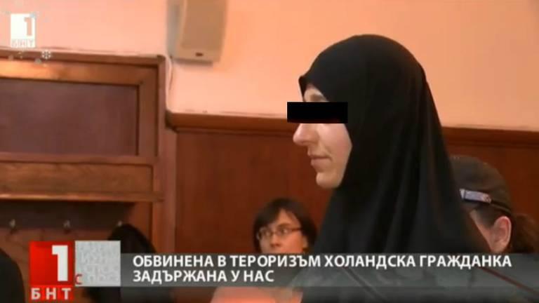 De Eindhovense stond voor de Bulgaarse rechter. (beeld: BNT)