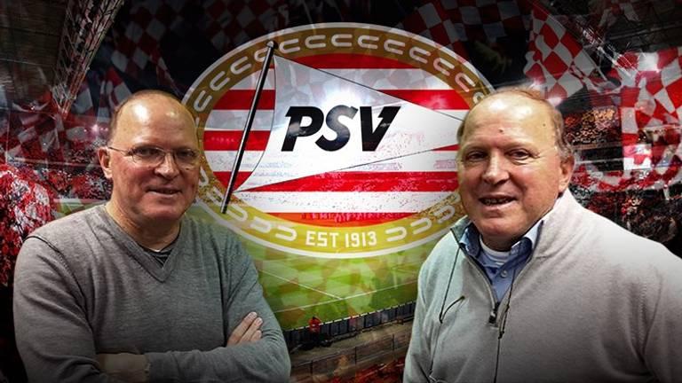 Willy en René van de Kerkhof.