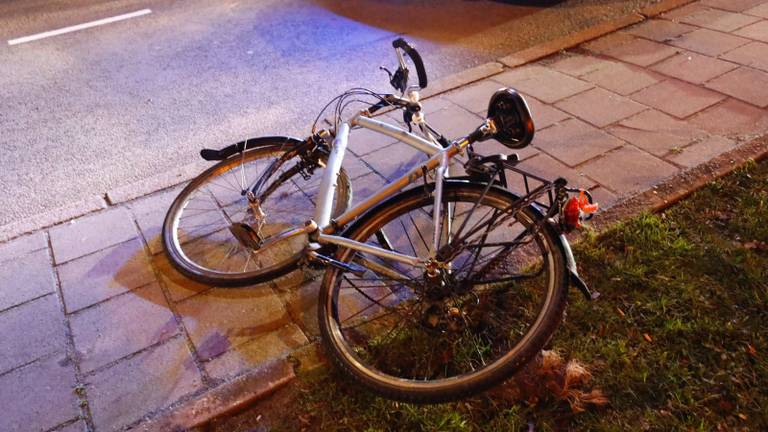 Marijn van Gool werd dinsdagmiddag aangereden. (Archieffoto SQ Vision, niet de fiets van Marijn).