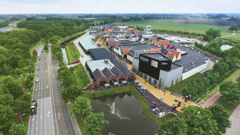 Rosada Fashion Outlet in Roosendaal
