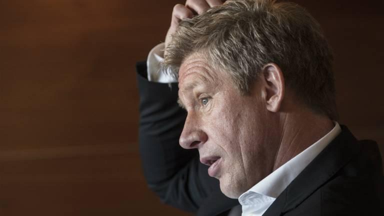 Technisch manager Marcel Brands van PSV (foto: VI Images)