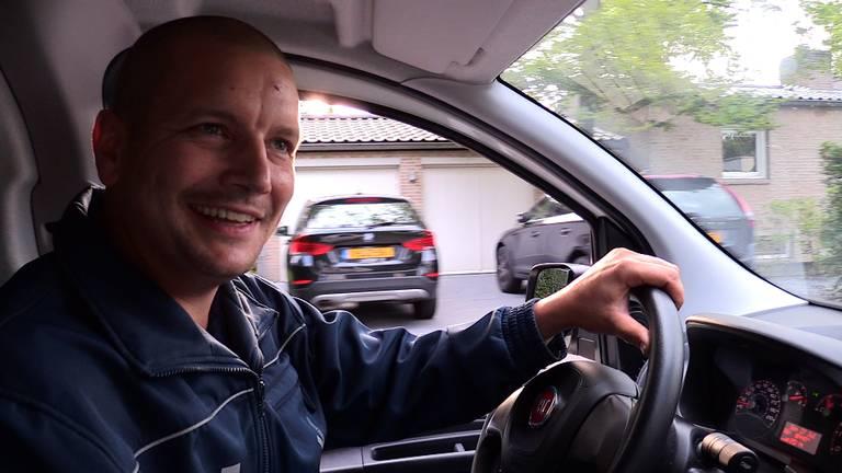 In de Bredase wijk Ruitersbos rijden bewakers rond als buurtpreventie