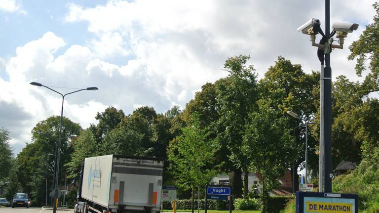 Camera's in Vught (Foto: Gemeente Vught)