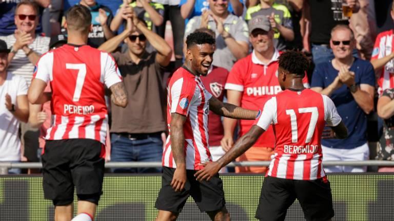 Jürgen Locadia scoorde (Foto: Orangepictures).