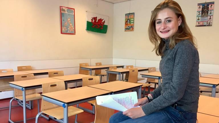 Roos Janssen (Foto: Erik Peeters)