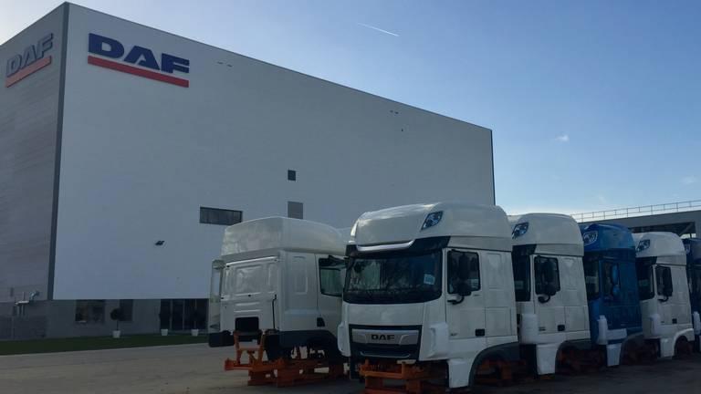 De DAF Trucks