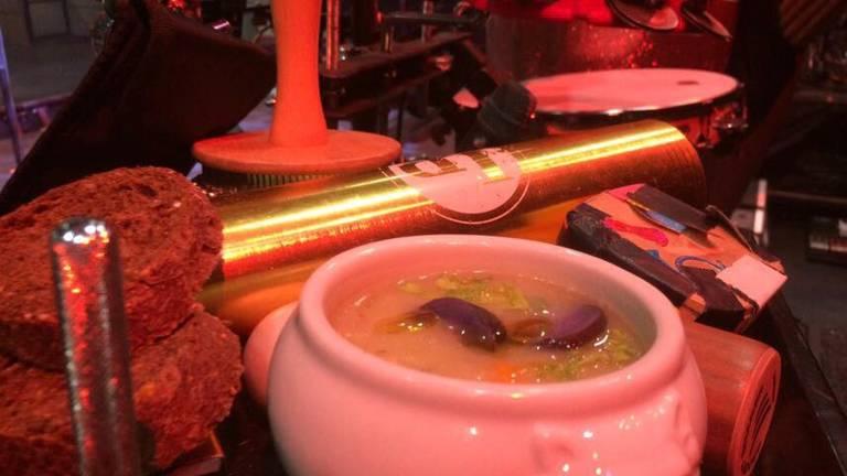 Een lekker soepje voor Vega Vrijdag