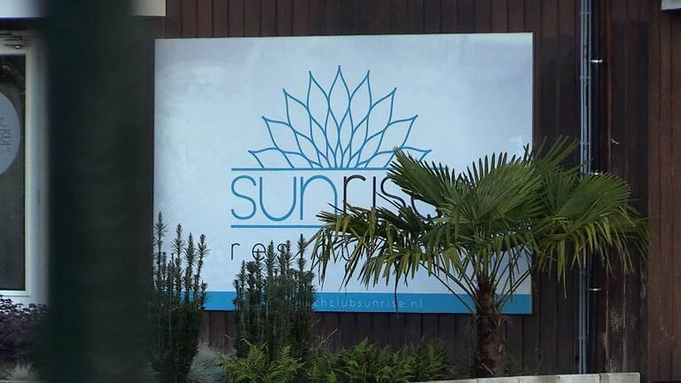 De Sunrise beachclub in Best.