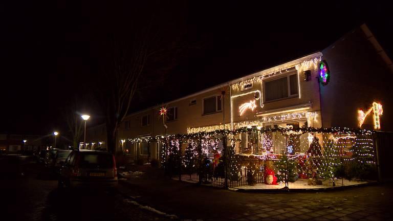 Het huis van Rickye en Bart in Eindhoven.